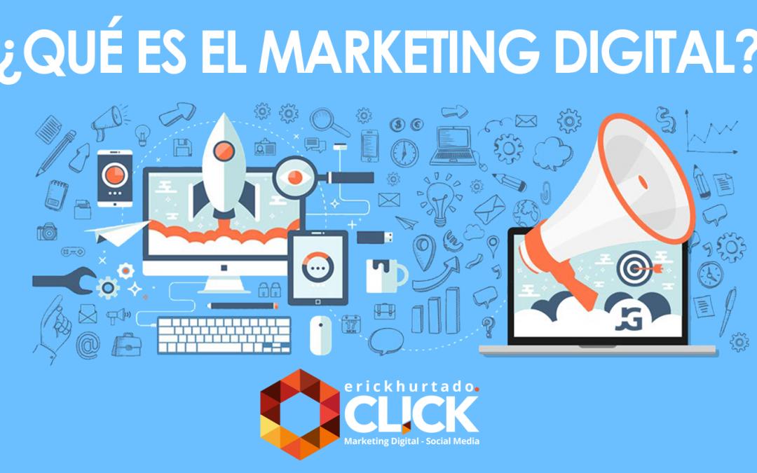 ¿Marketing Digital? Una herramienta poderosa en nuestras manos