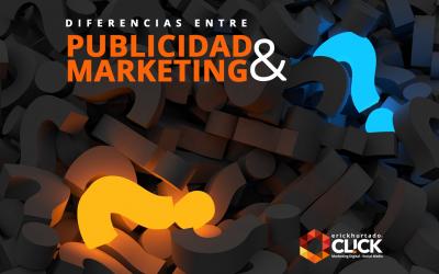 El marketing y la publicidad ¿Son lo mismo?