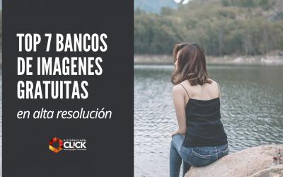 TOP 7 de bancos de imágenes gratuitas en alta resolución