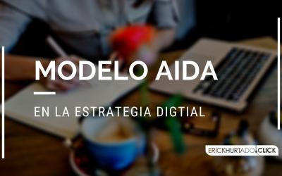 El modelo AIDA en la estrategia digital