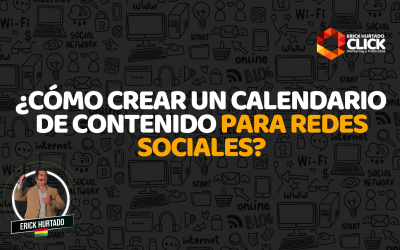 ¿Cómo crear un calendario de contenido para redes sociales? + PLANTILLAS GRATIS