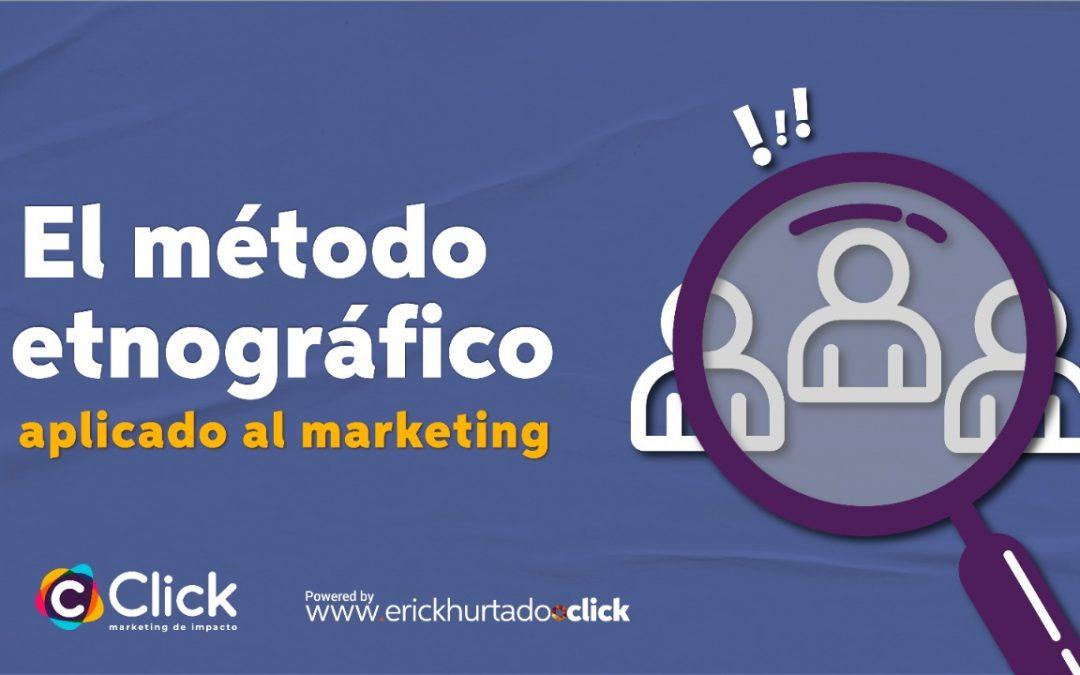 El método etnográfico aplicado al marketing