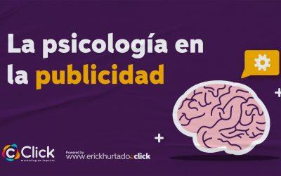 La psicología en la publicidad