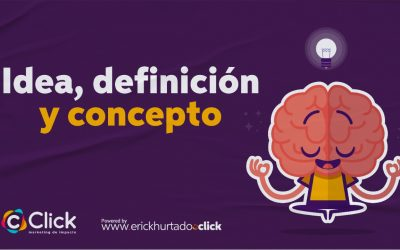 Idea, definición y concepto