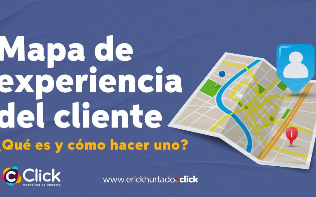 Claves para crear un mapa de experiencia del cliente
